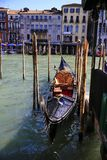 Boat in Venice, Italy royalty free stock images