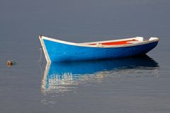 Boat on water Royalty Free Stock Photos