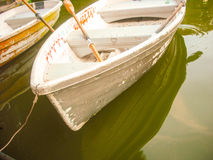 Boat on water Stock Images