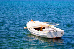 Boat in water. Stock Photos