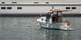 Boat, Water Transportation, Water, Watercraft stock images