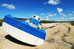 Boat wreck #4 Royalty Free Stock Image