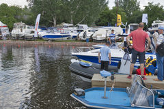Boat and Yacht Show Stock Images