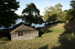 Boathouse Royalty Free Stock Photo