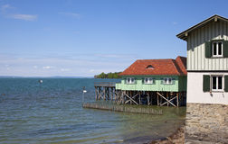 Boathouse photographie stock