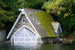 Boathouse Royalty Free Stock Photography