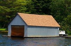 Boathouse obraz stock