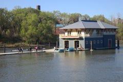 Boathouse Zdjęcia Royalty Free