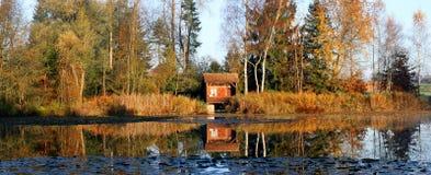 Boathouse Stock Images