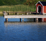 Boathouse Stock Photos