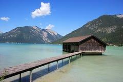 Boathouse Stockfoto