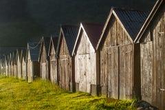 Boathouse Stock Image