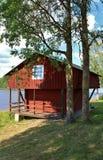 Boathouse Royalty Free Stock Images