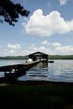 boathouse lakefront αυλή ουρανού στοκ φωτογραφίες με δικαίωμα ελεύθερης χρήσης