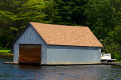 Boathouse Stock Image
