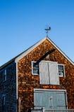 Boathouse velho Fotografia de Stock