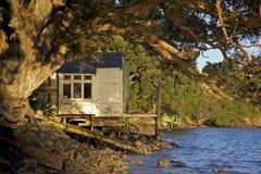 Boathouse viejo imagenes de archivo