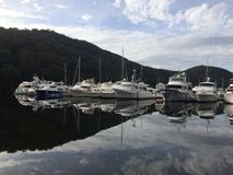 Boatiesparadijs Stock Afbeelding