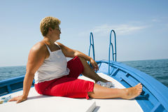 Boating Stock Photography