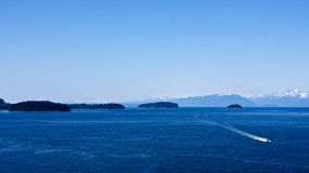Boating Alaska Stock Photography
