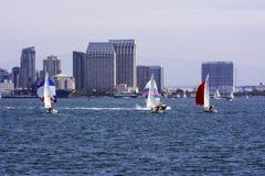 Boating in California Stock Photos