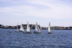 Boating in California Stock Photo