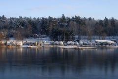 Boating club Stock Image