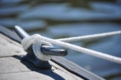Boating Knot Stock Photography
