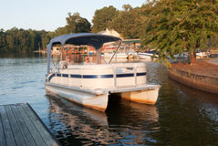 Boating Royalty Free Stock Images