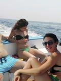 Boating Royalty Free Stock Photos