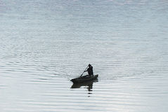 Boatman Stock Images