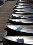 Boats. Front of boats royalty free stock images