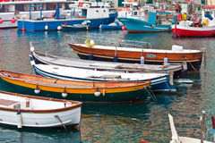 Boats Royalty Free Stock Photography