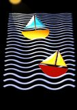 Boats 2 Royalty Free Stock Photos