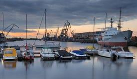 Boats. Royalty Free Stock Photography
