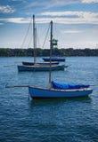 The boats Royalty Free Stock Photo