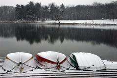 Boats. Fox lake, IL Stock Photo