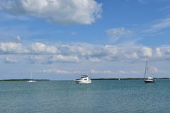Boats Ahoy Royalty Free Stock Image