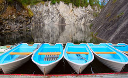 Free Boats At Lake Royalty Free Stock Image - 11838316