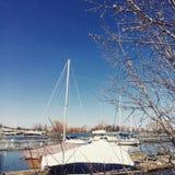 Boats. The beautiful Toronto Stock Photos