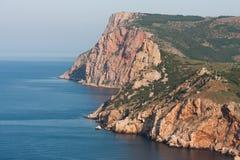 Ocean coast. Summer on the sea Stock Photography