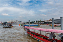 Boats, boat trip Stock Photography