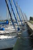 boats bocca Di magra μαρίνα Στοκ φωτογραφία με δικαίωμα ελεύθερης χρήσης
