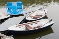 Boats and catamaran Royalty Free Stock Photo