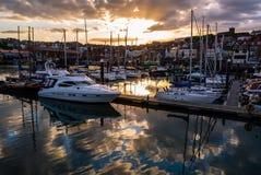 Boats, Coast, Harbor Royalty Free Stock Photo