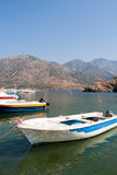Boats, Crete Stock Photos