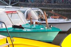 Boats detail Royalty Free Stock Photos