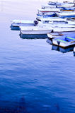 Boats at Dock Royalty Free Stock Image