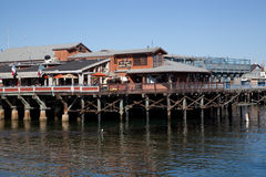 Fishermans Wharf, San Francisco Stock Photo