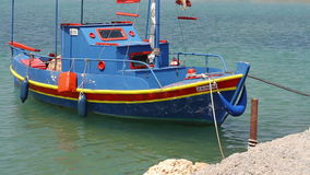 Boats-front view Stock Photography